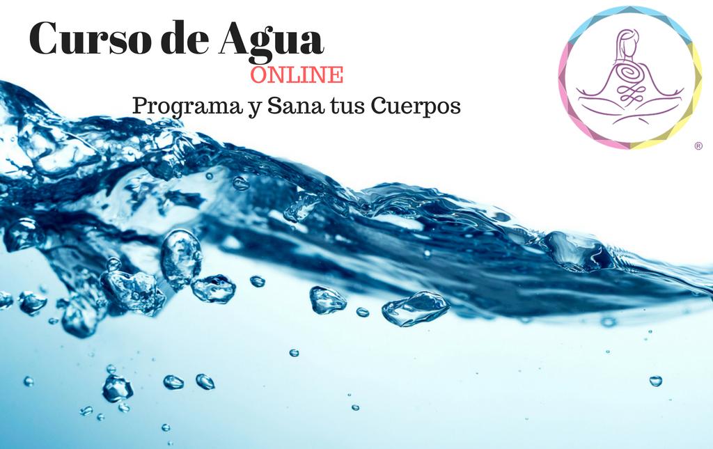 Curso de Programación de agua